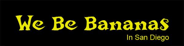 We Be Bananas